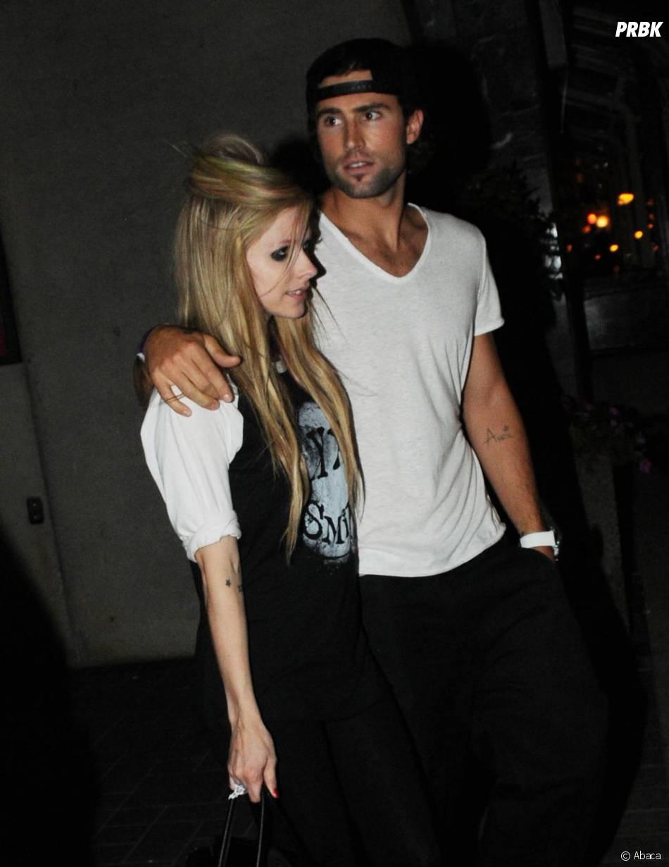 Avril Lavigne et son boyfriend Brody Jenner