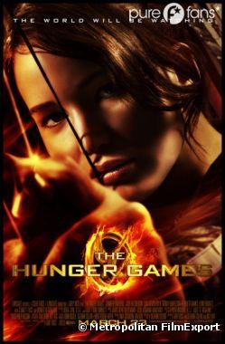 Affiche finale d'Hunger Games