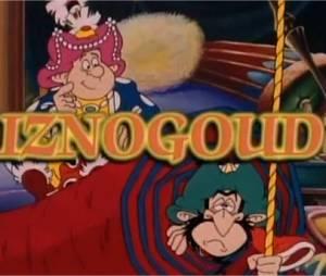 Iznogoud, le dessin animé