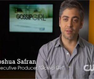 Josh Safran parle du centième épisode de Gossip Girl