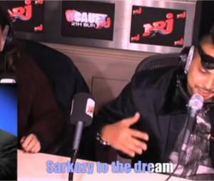 Sean Paul chante la politique sur NRJ