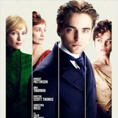 Robert Pattinson : bien entouré dans l'affiche de Bel Ami (PHOTO)
