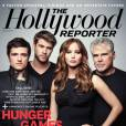 Les acteurs et le réalisateur d'Hunger Games en couverture de Hollywood Reporter