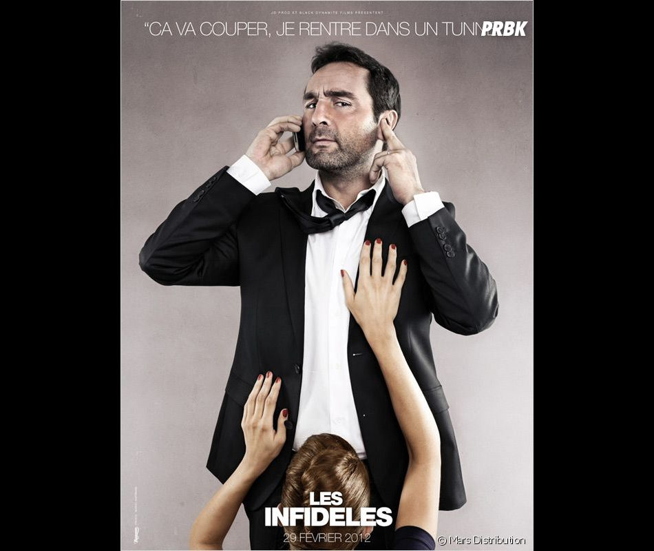 Les Infidèles avec Gilles Lellouche