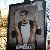 Les Infidèles : Jean Dujardin censuré et menacé pour les Oscars