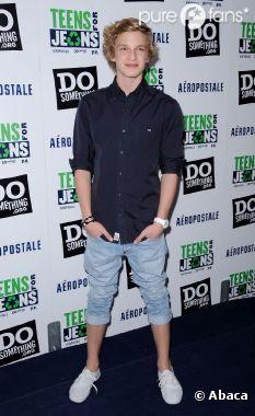 Cody Simpson toujours aussi détendu