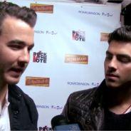 Kevin et Joe Jonas (re)parlent d'un nouvel album des Jonas Brothers : back to work ! (VIDEO)
