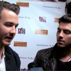 Kevin et Joe Jonas (re)parlent d'un nouvel album des Jonas Brothers : back to work ! (VIDEO)