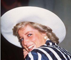 Lady Diana arrive au cinéma