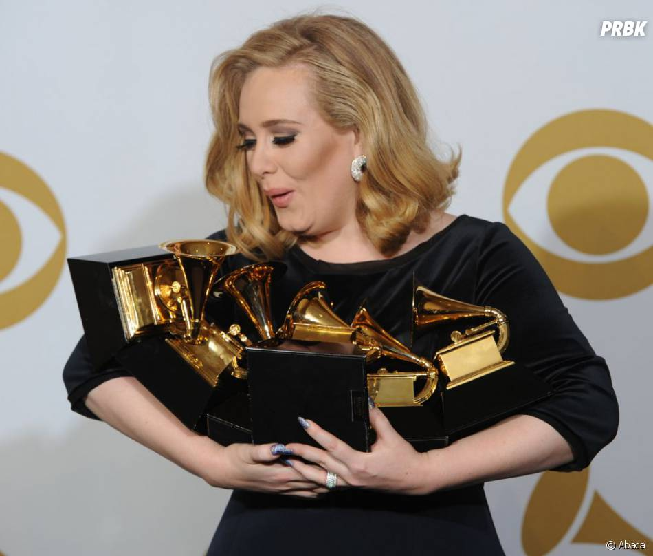 Adele , toujours au top