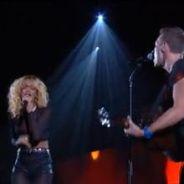 Grammy 2012 : Rihanna joue sa Princess of China sexy pour Coldplay (VIDEO)