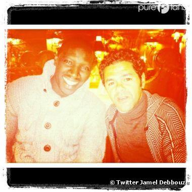 Omar et Jamel, assez potes pour se prêter des rôles