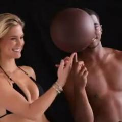 "VIDEO BUZZ : Bar Refaeli ""s'envoie en l'air"" avec Chris Paul, trampoline powaa !"