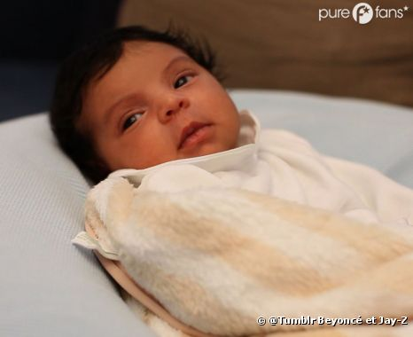 """Blue Ivy est un bébé """"magnifique"""" selon Solange Knowles"""