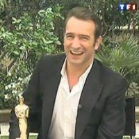 """Jean Dujardin : l'Oscar 2012, un instant """"magique"""" qui ne lui donnera pas la grosse tête (VIDEO)"""