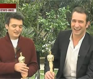 Jean Dujardin revient sur une soirée magique pour TF1