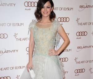 Rachel Bilson au top en robe de soirée