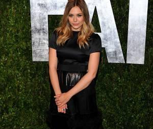 Elizabeth Olsen à la soirée Vanity Fair