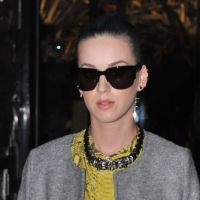 Katy Perry à Paris : Même pas peur de la pluie ! (PHOTOS)