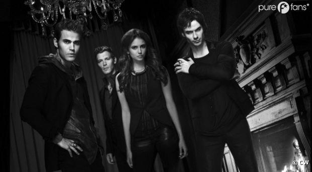 Vampire Diaries saison 3 revient le 15 mars 2012
