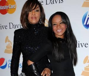 Bobbi Kristina Brown et sa maman Whitney Houston