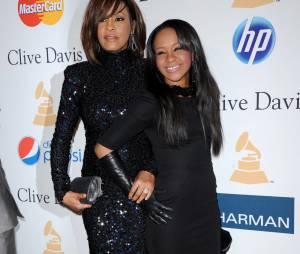 Bobbi Kristina Brown au top avec Whitney Houston