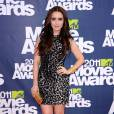 Lily Collins, aux MTV Movie Awards 2011