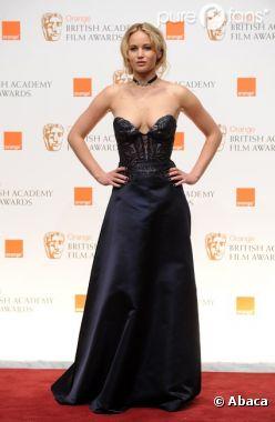 Jennifer Lawrence, sera à l'affiche d'Hunger Games dès le 21 mars prochain
