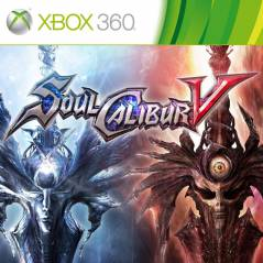 SoulCalibur V : Soul Calibur VS Soul Edge (test)