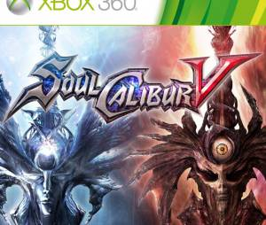 SoulCalibur V jaquette : Soul Calibur vs Soul Edge