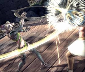 SoulCalibur V : deux personnages importants ...