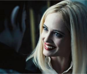 Eva Green en blonde pour Dark Shadows