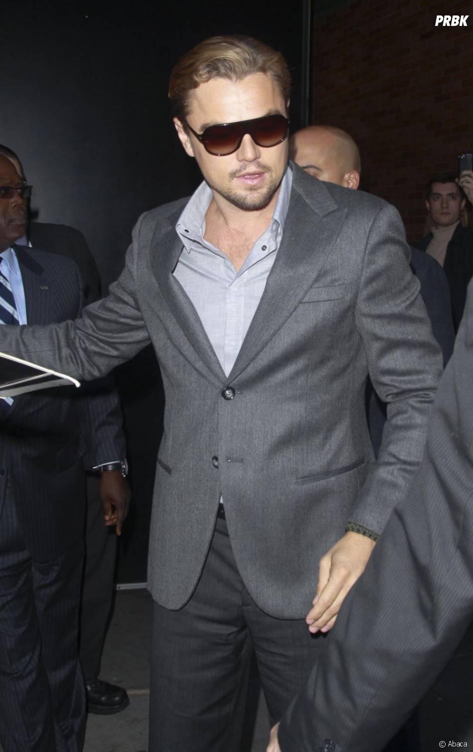 Leonardo DiCaprio, il ne se douche pas tous les jours !