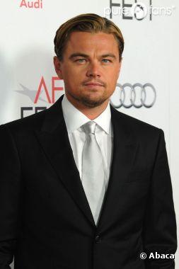 Leonardo DiCaprio, toujours aussi beau gosse