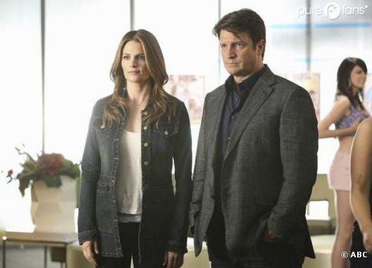 Castle et Beckett vont-ils se mettre en couple ?
