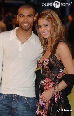 Cheryl Cole et son ex mari le footballeur Ashley Cole à l'époque où ils étaient amoureux
