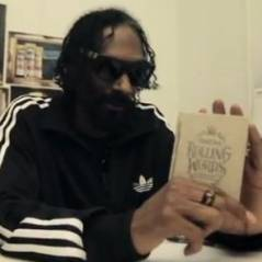 Snoop Dogg : trop fumant son livre ! (VIDEO)