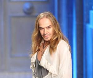 John Galliano, ex directeur artistique de Dior