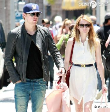 Emma Roberts et Chord Overstreet, de nouveau in love ?