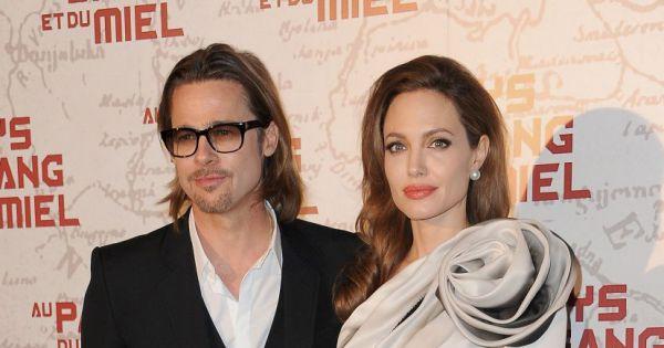 Angelina jolie romantique dans