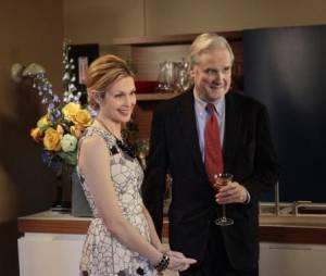 Lily dans l'épisode 21 de la saison 5 de Gossip Girl