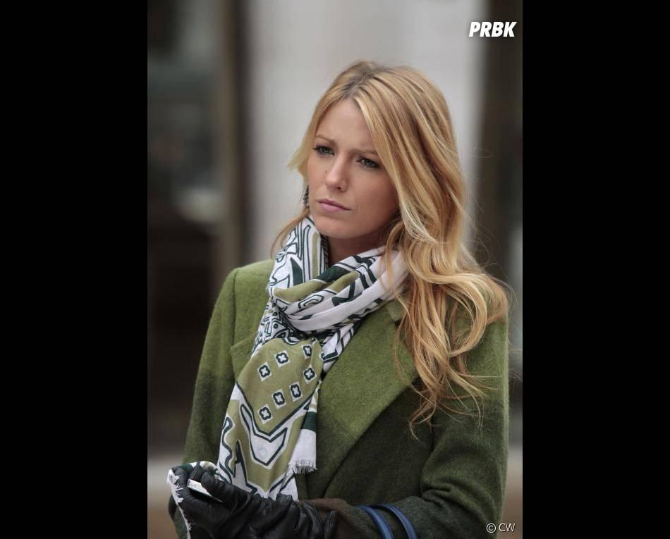 Serena alias Blake Lively dans Gossip Girl