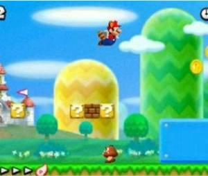 Retrouvez la transformation tanuki dans le New Super Mario Bros.2