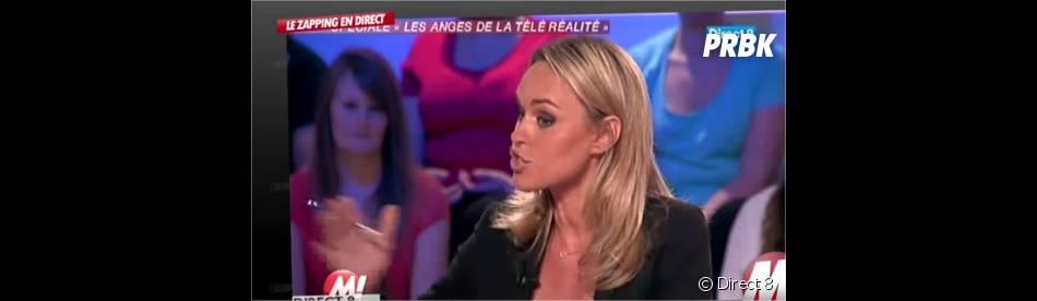 Cécile de Ménibus outrée par les propos de Myriam Abel