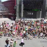 Le Prince de Bel-Air : Carlton is back en mode flashmob ! (VIDEO)