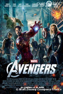 Avengers vient de sortir et cartonne déjà dans le monde entier !