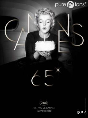 L'affiche du Festival de Cannes 2012