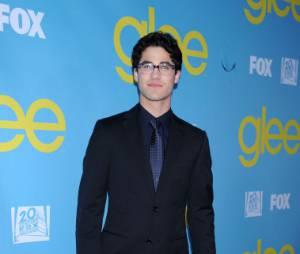 Darren Criss devrait rester au lycée dans la saison 4 de Glee