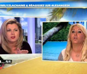 Le clash entre Cindy Lopes et Loana : c'est chaud !