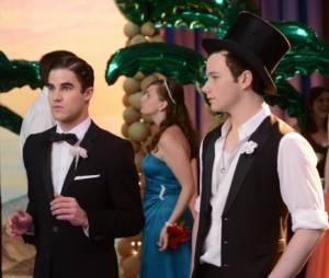 Blaine et Kurt seront là!